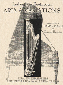 Beethoven/Burton: Aria and Variations