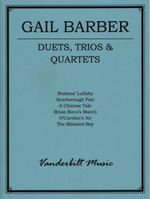 Barber: Duets, Trios and Quartets