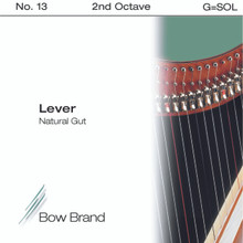 Lever Gut, 2nd Octave G