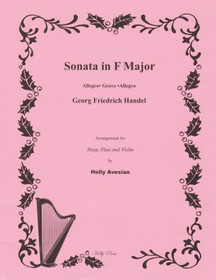 Handel/Avesian, Sonata