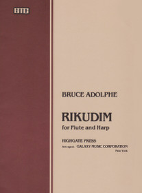 Adolphe: Rikudim (fl/hp)