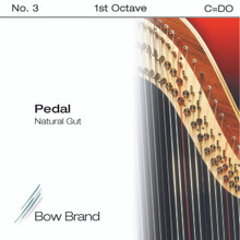 Bow Brand, 1st Octave C (Red)