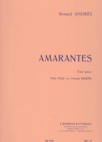 Andres: Amarantes