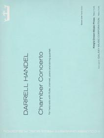 Chamber Concerto, Darrell Handel