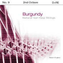 Burgundy 2nd Octave D