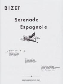 Bizet/Smim: Serenade Espagnole