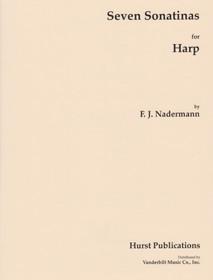 Naderman/Hurst: Seven Sonatinas for Harp