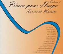 de Maistre, Pieces pour Harpe, Vol. 1 (CD) Save $10.00!