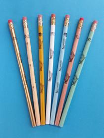 Harp Pencil