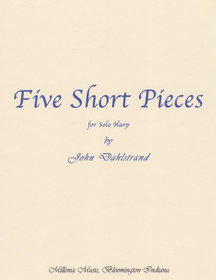 Dahlstrand: Five Short Pieces