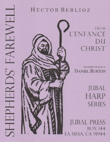 Berlioz/Burton: Shepherds' Farewell