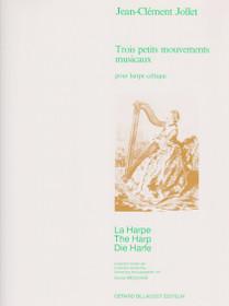 Jollet, Trois Petits Mouvements Musicaux