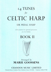 14 Tunes for Celtic Harp or Pedal Harp, Book II
