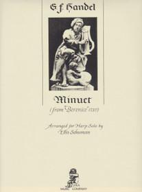 """Minuet from """"Berenice"""", Ellis Schuman"""