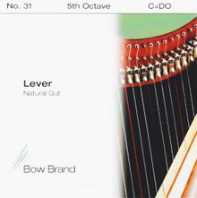 Lever Gut, 5th Octave C