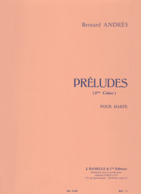 Andres: Preludes, 2nd book