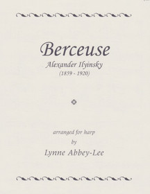 Ilyinsky/Abbey-Lee, Berceuse