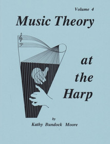 Moore, Music Theory at the Harp Vol.4