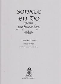 Boccherini: Sonate en Do Majeur (flute and harp)