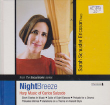 S. Schuster Ericsson, Night Breeze (CD)