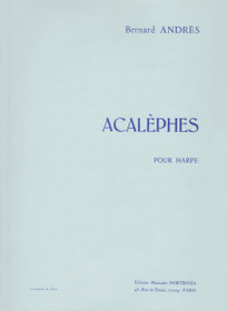 Andres: Acalephes