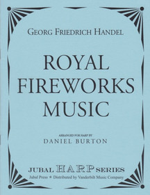 Handel/Burton, Royal Fireworks Music