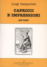 Capricci e Impressioni per Arpa, Luigi Campolieti