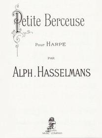 Hasselmans: Petite Berceuse