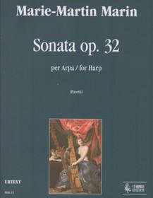 Marin, Sonata op. 32 per Arpa