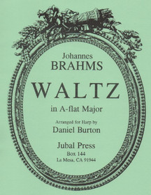 Brahms/Burton: Waltz in A-Flat
