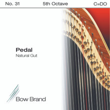Bow Brand, 5th Octave C (Red)