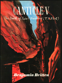 "Britten: Canticle V ""The Death of Saint Narcissus"""