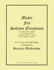 Balderston: Music for Solemn Occasions