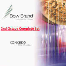 Concedo, 2nd Octave Complete