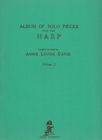 David: Album of Solo Pieces Vol. 2