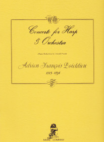 Boieldieu: Concerto (Harp/Piano Reduction)