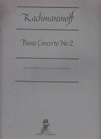 Rachmaninoff/Hellman: Piano Concerto No. 2 (harp solo)