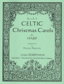 Burton: Celtic Christmas Carols, Book 1