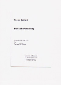 Black and White Rag, Botsford/Milligan