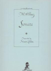Albeniz/Zabaleta: Sonata (E-Flat Major)