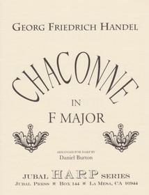 Handel/Burton, Chaconne