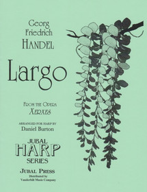 Handel/Burton, Largo