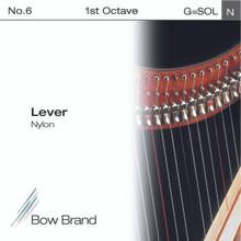 Lever Nylon String, 1st Octave G