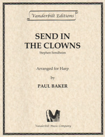 Send in the Clowns, Sondheim/Baker