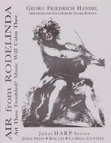 Handel/Burton, Air from Rodelinda