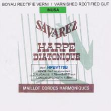 Savarez Gut String: 4th octave F