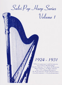 Salvi Pop Harp Series Vol. 1: 1924-1931
