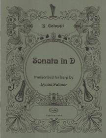 Galuppi/Palmer, Sonata in D
