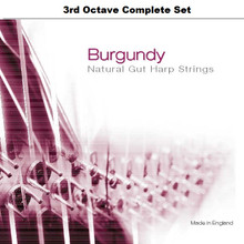 Burgundy, 3rd Octave Complete