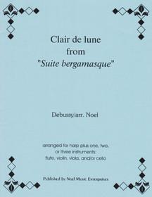 Debussy/Noel: Clair de lune